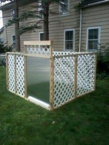 Enclosure Trap