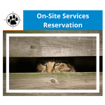 On-Site Services Reservation