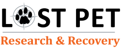 Lost Pet Research Logo